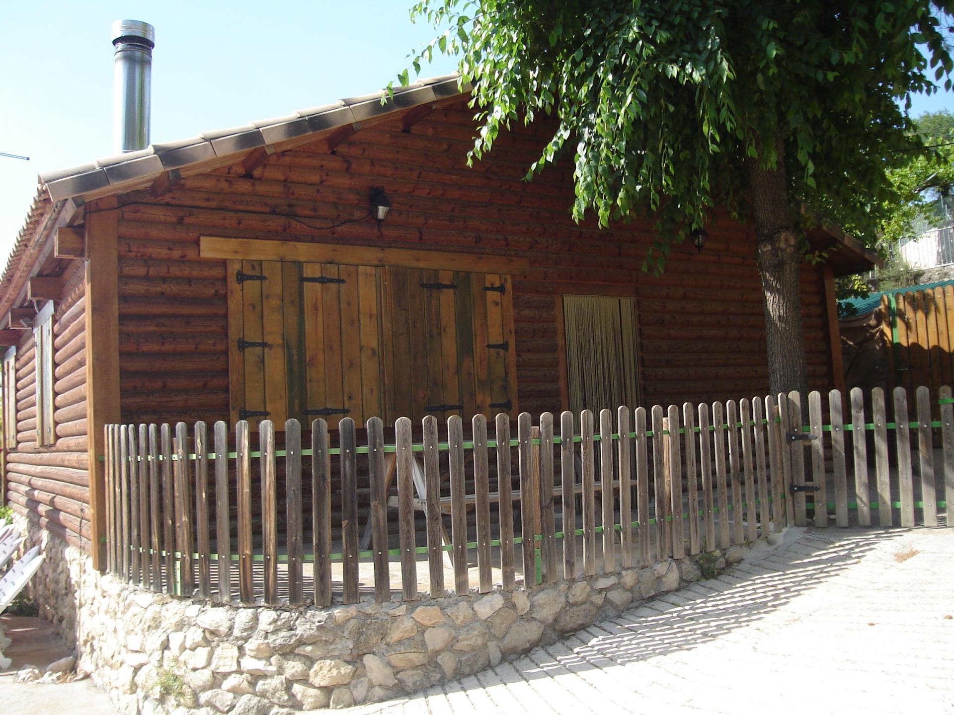 Cabañas de Madera El Rancho